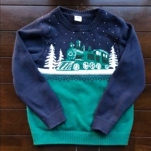 Boys Holiday Sweater (Size 4)